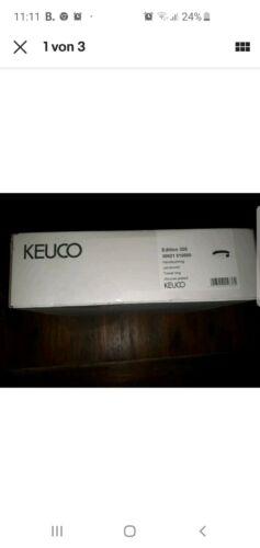 Keuco Handtuchhalter Edition 300, rund, neuwertig und unbenutzt Handtuchring