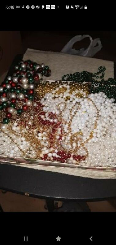 Vintage beads lot over 5lbs