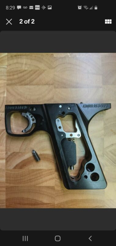 Shocktech Gunfighter Autococker Single Slide Trigger Frame unused