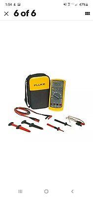 Fluke 87ve2 Industrial Electrician Combo Kit