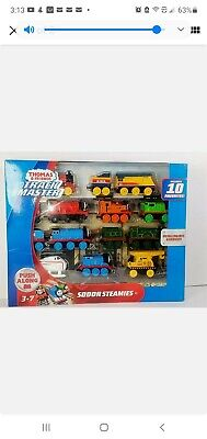 Thomas & Friends TrackMaster Sodor Steamies Metal Vehicles & Train Engines New