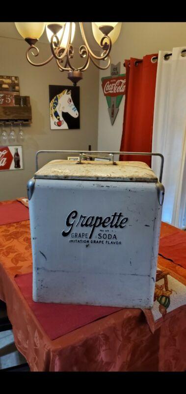 Grapette Soda Cooler