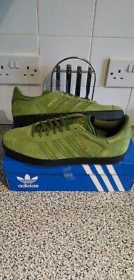 Adidas Gazelle Size 9 Ardwick C/W BNBWT