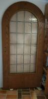 Eiche rustikale Zimmertür mit Glas Nordrhein-Westfalen - Bottrop Vorschau