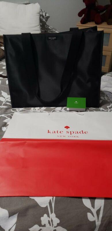 Kate Spade Diaper Bag Black