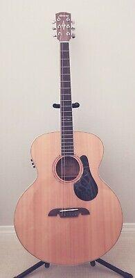 Alvarez ABT60E Acoustic Baritone Guitar With Gig Bag