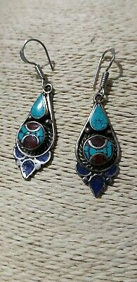 Beautiful Womens EARRINGS Bohemian Vintage Ethnic Tribal, Gypsy Boho