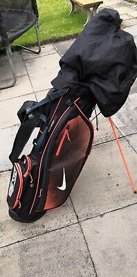 Nike Tiger Woods Golf Bag (Sunday)