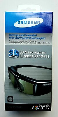 Samsung SSG-3100GB Active 3D Glasses Accessory For Smart TV (NEW)