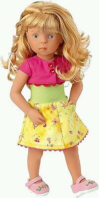 Puppenkleidung für  Käthe Kruse Minouche 34 cm Puppe