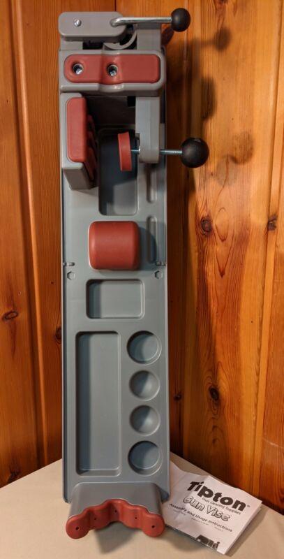 TIPTON GUN VISE FOR RIFLES & SHOTGUNS MODEL #782731 HUNTING SHOOTING