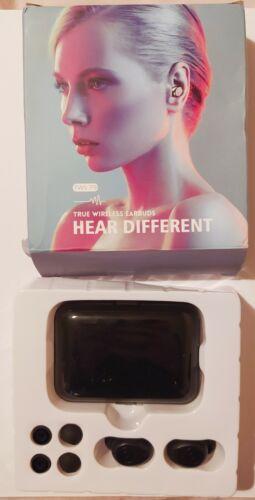 F9 TWS Wirless Bluetooth Headset Mini In-Ear Earbuds Earphone Touch Headphones