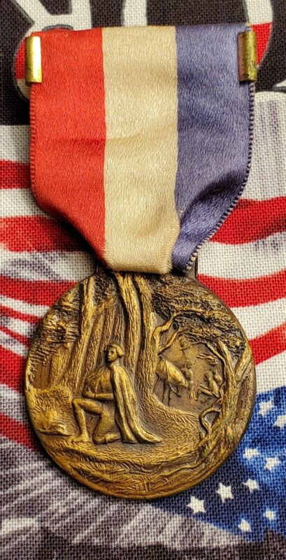 1903 1 of☆ONLY☆9 George Washington Freemason HONOR Medal RARE High Relief☆☆☆☆☆☆☆