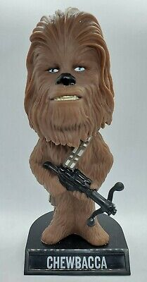 FUNKO STAR WARS CHEWBACCA BOBBLE HEAD FIGURE
