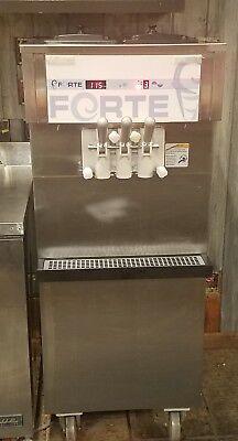 Forte Ss100 Soft Serve Ice Cream Machine