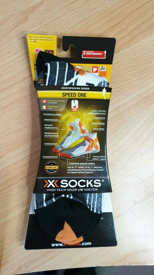 X-Socks Speed One Funktions-Socken (Gr.45-47) in Lindenthal - Köln Sülz