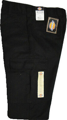 Black Emt Ems Pants -  Dickies 211-2377 BK    Men's EMS / EMT Pants     Black   Waist Size 28 to 56