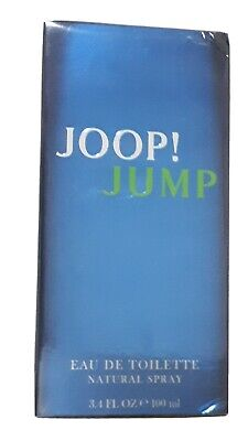 Joop Jump. Eau de Toilette Men.100ML Spray For Him. New