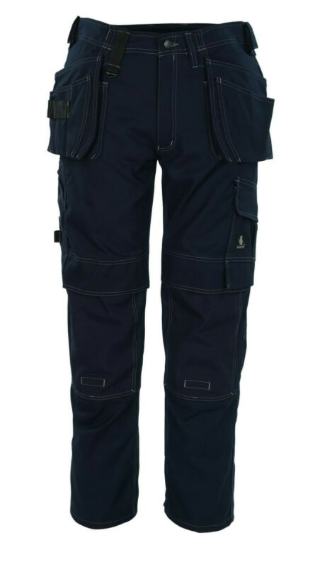 """MASCOT 08131-010-01Pants with kneepad pockets and holster pockets W42.5"""" X L32"""""""