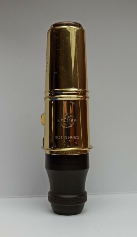 Selmer Scroll C** Soloist Tenor Saxophone Mouthpiece with cap and ligature