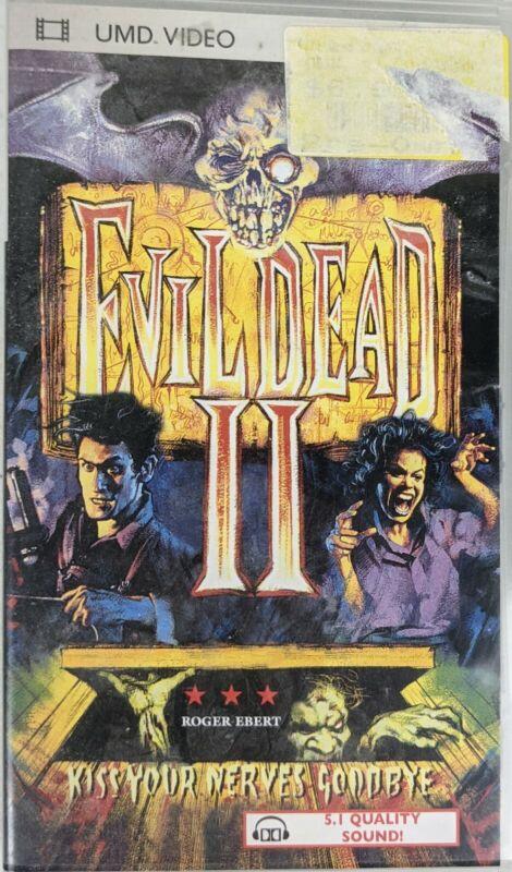 Evil Dead 2: Dead by Dawn (UMD, 2006)
