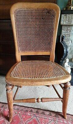 Antique pretty beregere bedroom, hall chair