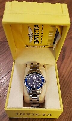 Invicta Mens Watch 9204OB Pro Diver Stainless Band
