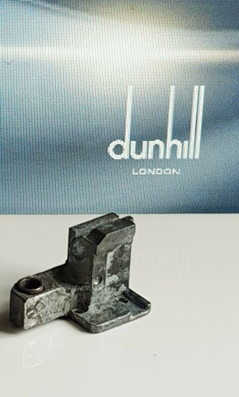 Dunhill Lighter Parts Under Lid Silver Assembly Part  Rollalite Model GC M6