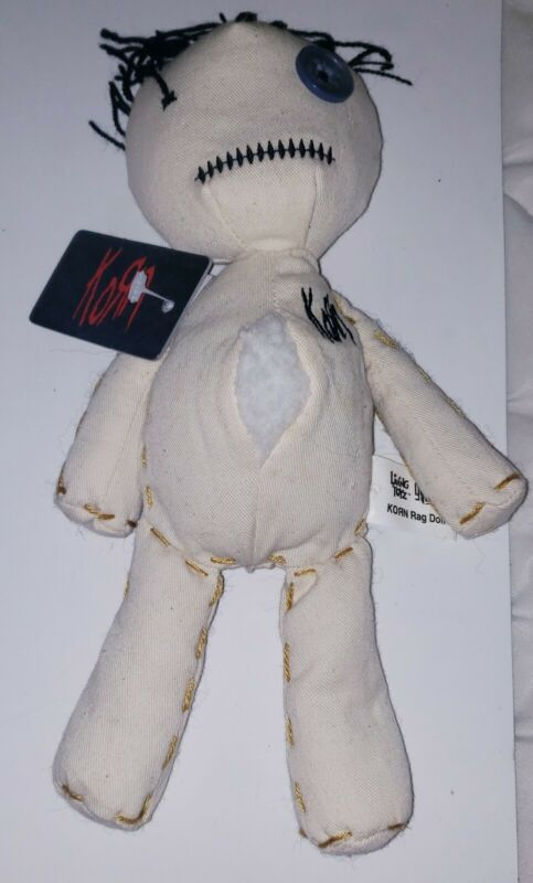 Korn Issues Doll | Limited Edition | New with Tags | 2000 Sick & Twisted Tour