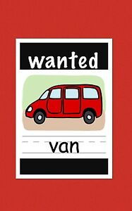 Wanted Minivan