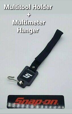 Snap On Tools Multi-meter Hanging Loop Strap Magnet Hanger Or Multi Use New