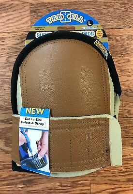 Troxell Leather Supersoft Large Flooring Kneepads