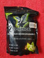 Speedballs Bio BBs 0.23g 4.000er Beutel grün + ca. 2000 Extra BBs Eimsbüttel - Hamburg Eimsbüttel (Stadtteil) Vorschau