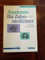 Anatomie für Zahnmediziner Gert-Horst Schumacher 3. Auflage 1997 Mecklenburg-Vorpommern - Greifswald Vorschau