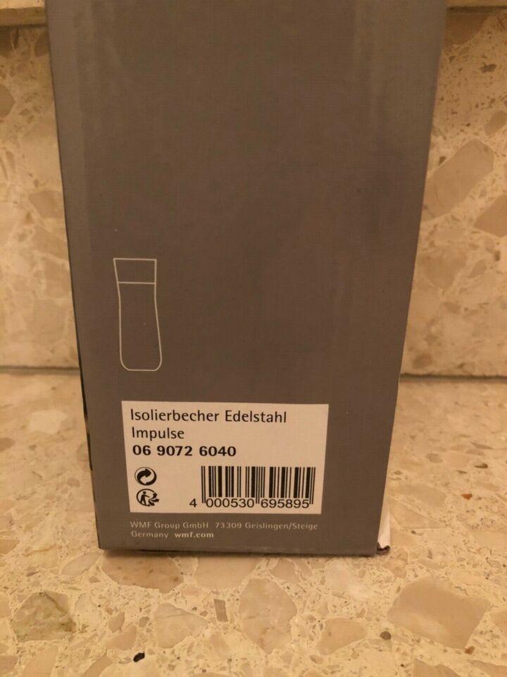 NEU WMF Mix Impulse Kaffee Tee Thermobecher Edelstahl in Remseck am Neckar