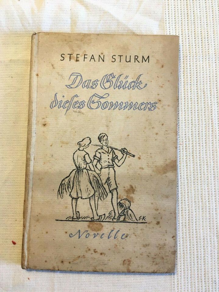 Buch - Das Glück dieses Sommer 1942 in Ludwigshafen