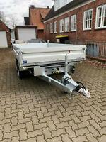 Humbaur HTK 3500.31 Alubordwand E-Pumpe & Nothandpumpe Schleswig-Holstein - Bad Bramstedt Vorschau