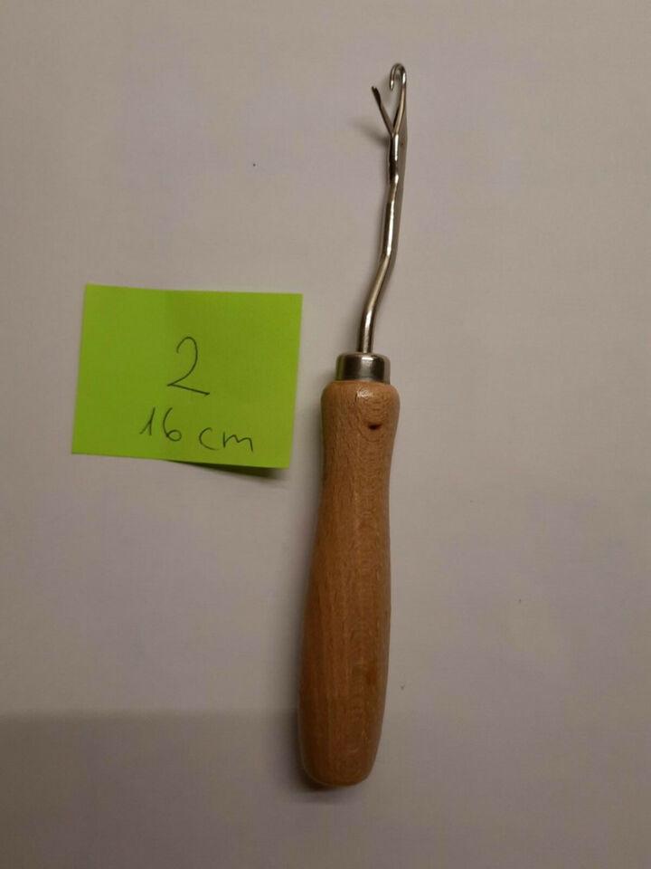 2 Knüpfhaken Knüpfwerkzeug in Escheburg