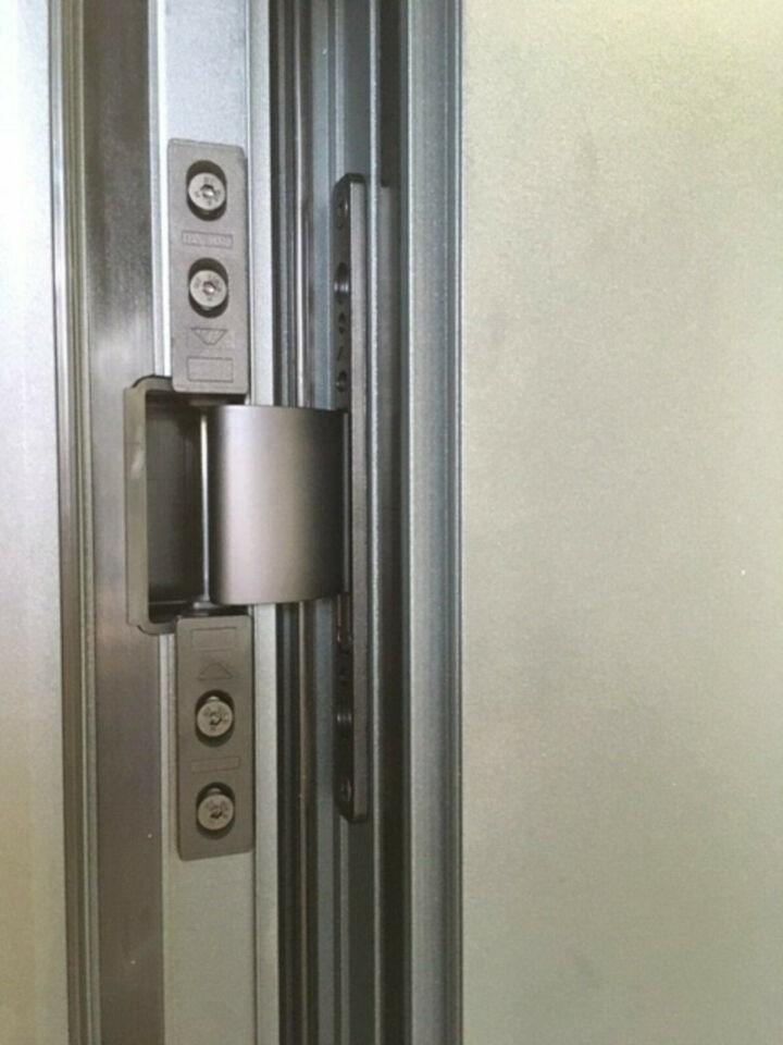 Aluminium Haustüren mit verdeckten Bändern - NEUHEIT! in Harpstedt
