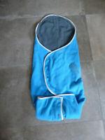 Lodger Fußsack Einschlagdecke für Buggy oder MaxiCosi Fleece Bayern - Mindelheim Vorschau