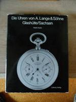 M. Huber - Die Uhren von A. Lange und Söhne (1976/77) Rheinland-Pfalz - Bad Bertrich Vorschau