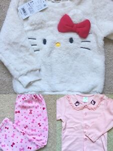 Brand New with Tags Toddler Girls 3T Clothes Lot - 3 Pieces