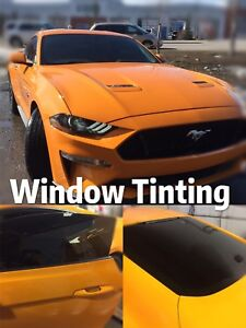 Car Auto Window Tinting  and 3M Paint Protective Film