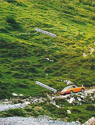 Porsche-911-1970-Reklame-Werbung-genuine Advertising -nl-Versandhandel