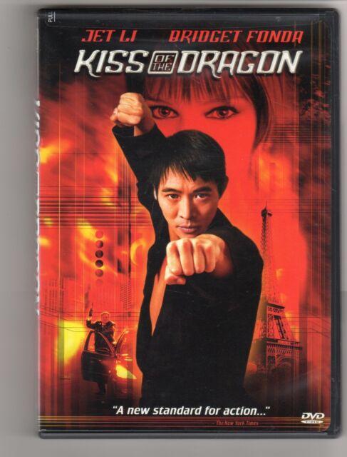 (GU842) Kiss Of The Dragon - 2001 DVD