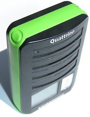 Schopomanschette für Swissphone Quattro apfelgrün - top Qualität