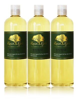 48 oz Premium Baobab Carrier Oil Pure&Organic Best Quality Skin Care Nails (Best Carrier Oil For Skin Care)