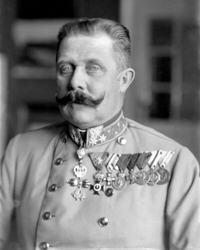 Archduke Franz Ferdinand 8X10 Photo Picture Image Austria-Hungary World War I #6