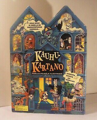 Creepy Towers Story Box Halloween Finnish Children's Games 1995 - Finnish Halloween