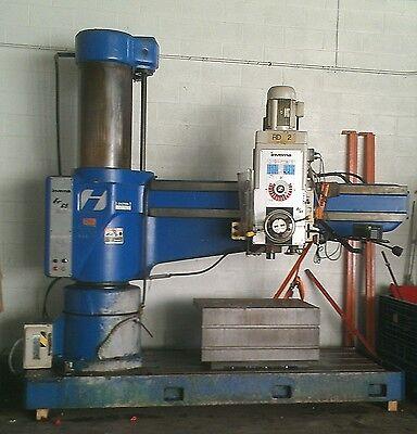 Radial Arm Drill Invema Fr 65 2000